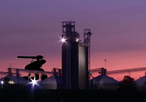 Top Secret Technology of the Illinois War Machine