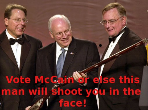Or Face Cheney