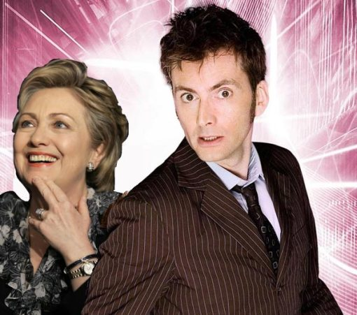"""Hillary and """"John Smith"""""""